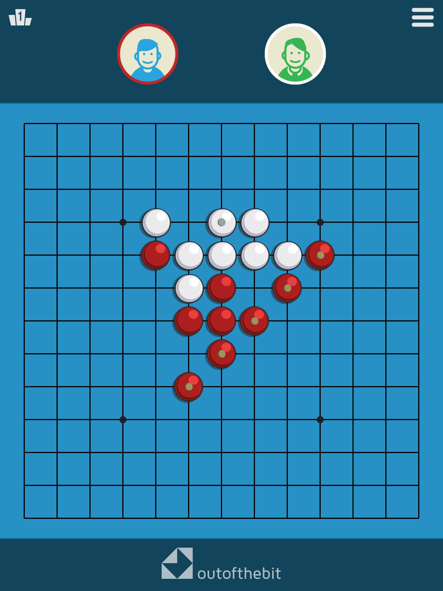 Five In a Row - Gomoku ー Classic Board Games screenshot 12