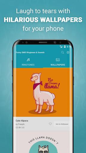 Funny SMS Ringtones & Sounds screenshot 4
