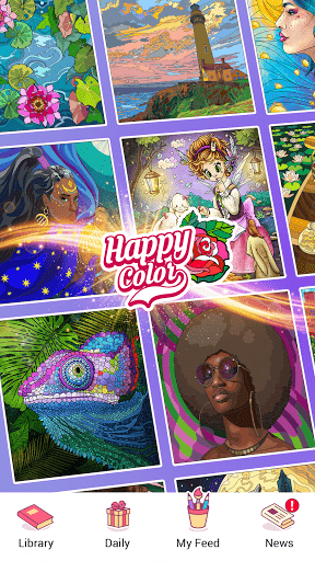 Happy Color™ – Color by Number screenshot 4