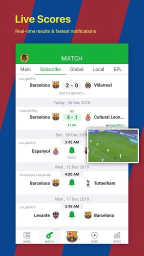 All Football - Barcelona News & Live Scores screenshot 3