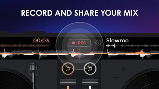 edjing Mix - Free Music DJ app screenshot 5