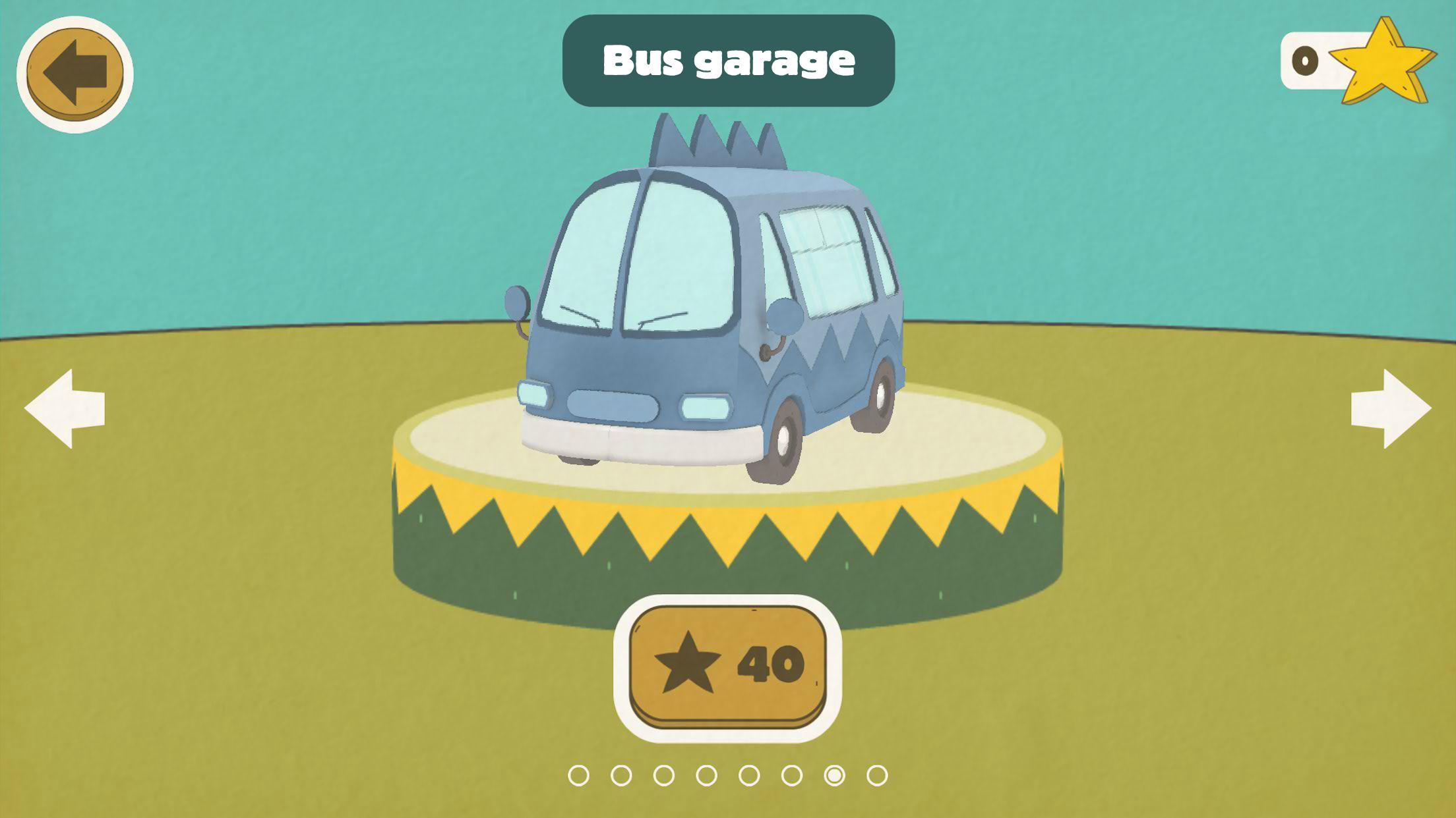 Busy Wheels: City Bus screenshot 10