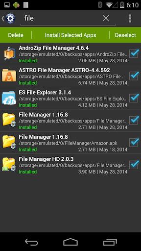 Installer - Install APK screenshot 5