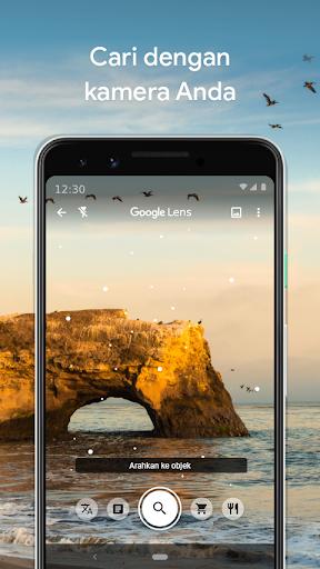 Google Lens screenshot 1