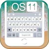 ثيم لوحة المفاتيح Os11 on APKTom