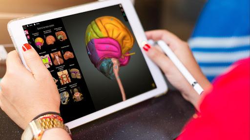 Anatomy Learning - 3D Anatomy Atlas screenshot 2