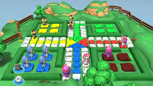 Ludo 3D Multiplayer screenshot 15