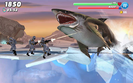 Hungry Shark World screenshot 18