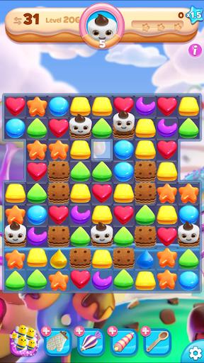 Cookie Jam Blast™: combinar 3 e quebra-cabeça screenshot 6
