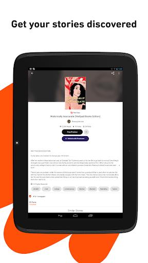 Wattpad - Read & Write Stories screenshot 9
