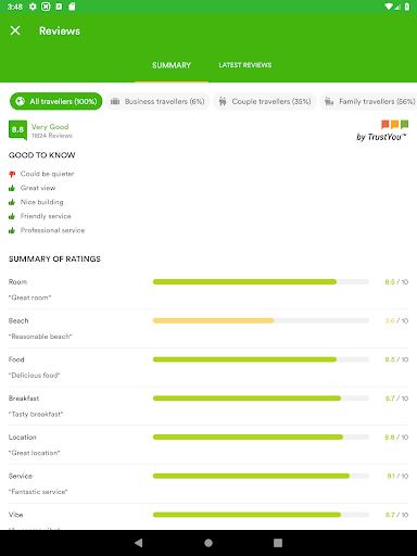 Wego Flights, Hotels, Travel Deals Booking App screenshot 10
