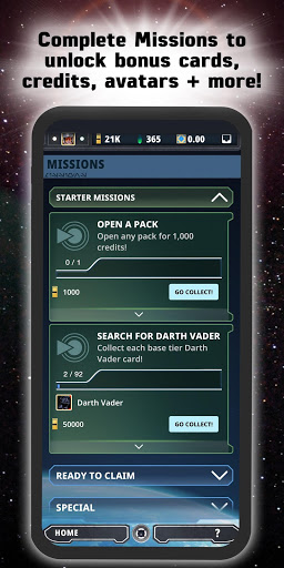 Star Wars™: Card Trader by Topps® 6 تصوير الشاشة