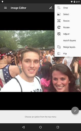 Gambar Editor screenshot 9