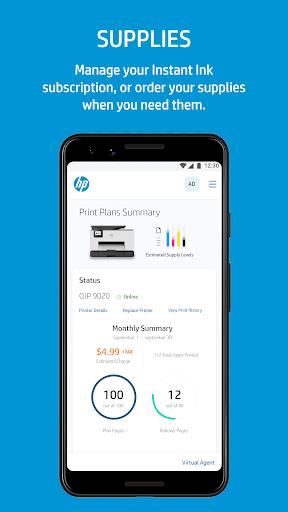HP Smart screenshot 8