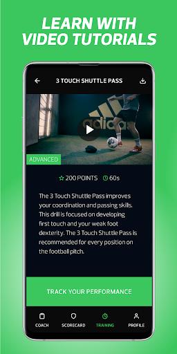 box-to-box - Football Training 5 تصوير الشاشة