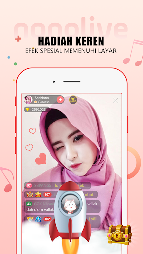 Nonolive - Live Streaming & Video Chat screenshot 7