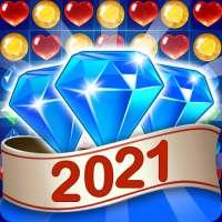 Jewel & Gem Blast - Match 3 Puzzle Game on 9Apps