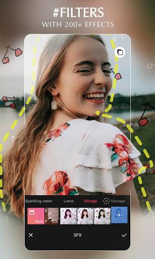 Meitu – Beauty Cam, Easy Photo Editor 2 تصوير الشاشة