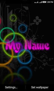 My Name Neon screenshot 2