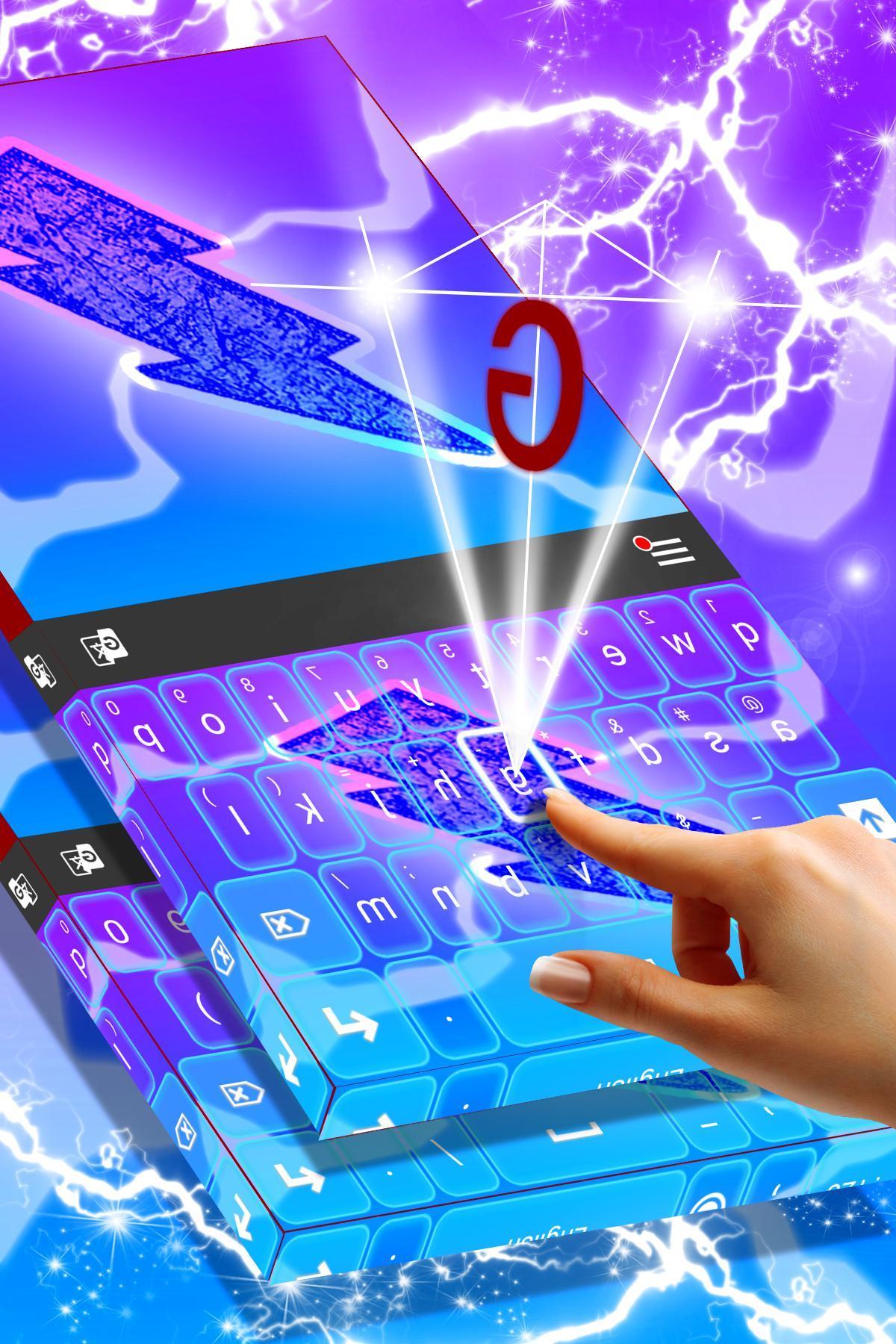 Flash Theme For Keyboard 2018 screenshot 3