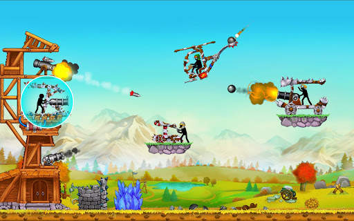 The Catapult 2 — Grow your castle tower defense screenshot 14