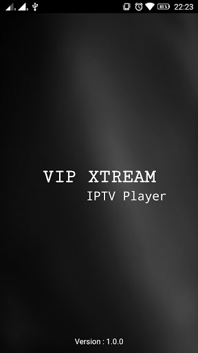 VIP Xtream IPTV Player screenshot 3