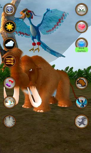 Talking Mammoth screenshot 3