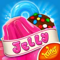 Candy Crush Jelly Saga on APKTom