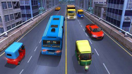 Modern Tuk Tuk Auto Rickshaw: Free Driving Games screenshot 4