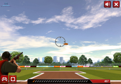 skeet shooting, clay shooting, clay hunt free screenshot 2