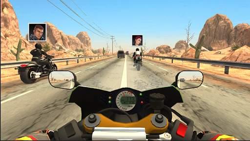 Racing Fever: Moto screenshot 12