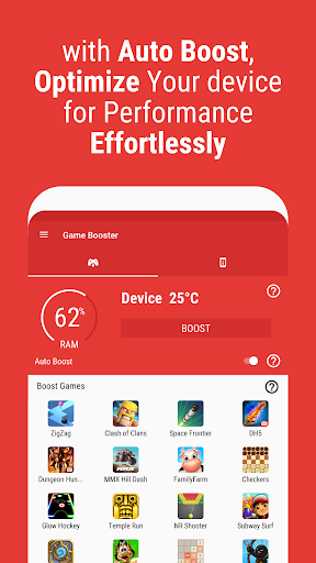 Game Booster | Play Games Faster & Smoother 6 تصوير الشاشة