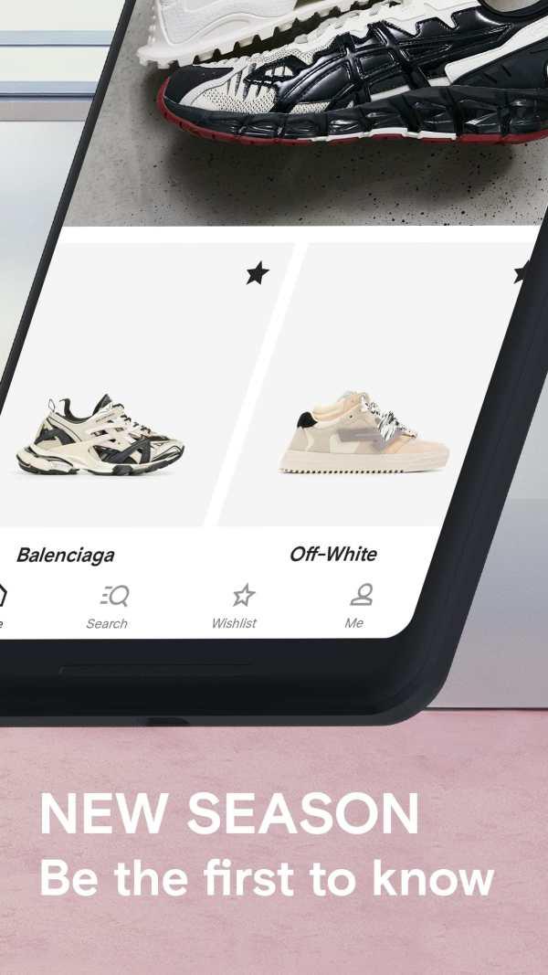 Farfetch - Shop Designer Clothing & Fall Fashion 3 تصوير الشاشة