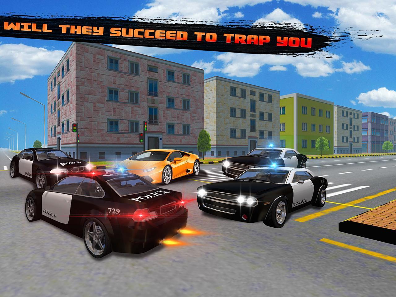 Police Pursuit Highway 6 تصوير الشاشة