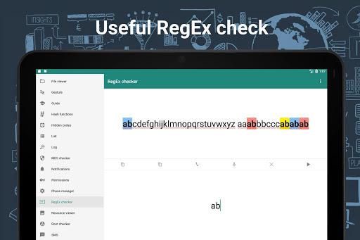Developer (Material design) screenshot 12