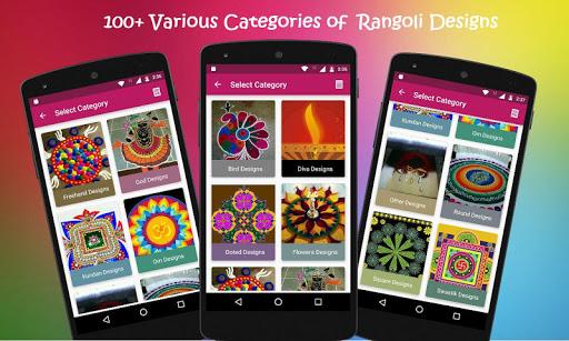Rangoli Designs - Diwali Rangoli & Rangoli Pattern screenshot 1