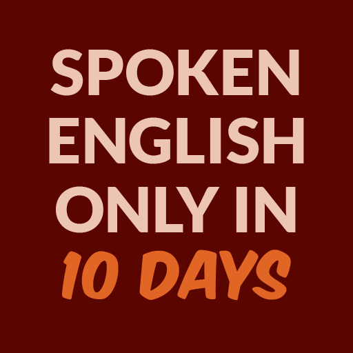 Spoken English in 10 days icon