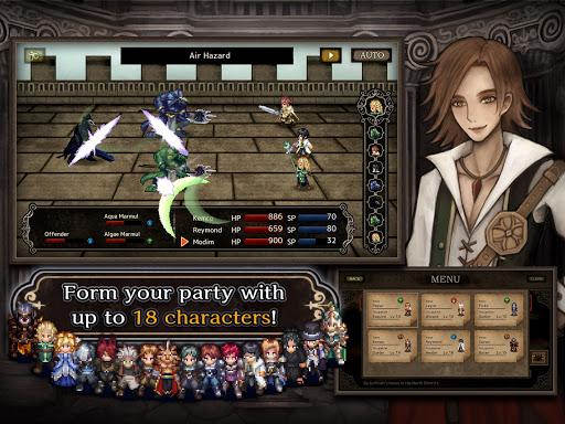 RPG Monochrome Order screenshot 20