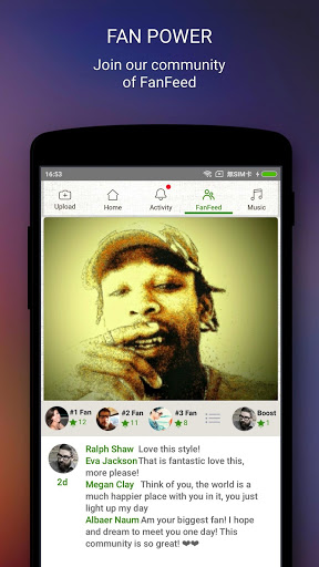 Bob Marley Official Music 3 تصوير الشاشة