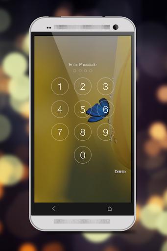 رمز PIN قفل الشاشة 4 تصوير الشاشة