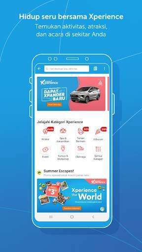 Traveloka: Booking Tiket, Hotel, Wisata & Kuliner screenshot 7