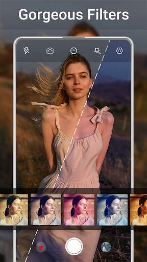 HD Camera Pro & Selfie Camera screenshot 5