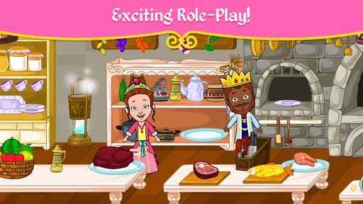 مدينة الأميرات - ألعاب بيت العرائس للأطفال 6 تصوير الشاشة