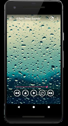 Rain Sounds - Sleep & Relax screenshot 2