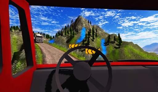 Truck Driver Cargo screenshot 2