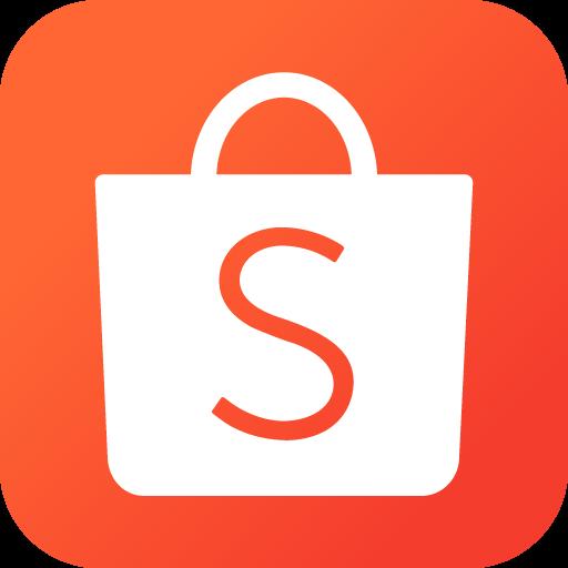 Shopee #1 Online Platform أيقونة