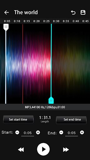 Музыкальный проигрыватель - Аудиоплеер скриншот 5