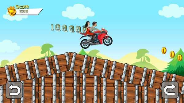 Hill Racer screenshot 3