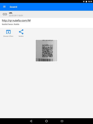 QR & Barcode Scanner screenshot 12