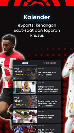 La Liga - Sepak bola dan Hasil Pertandingan screenshot 6